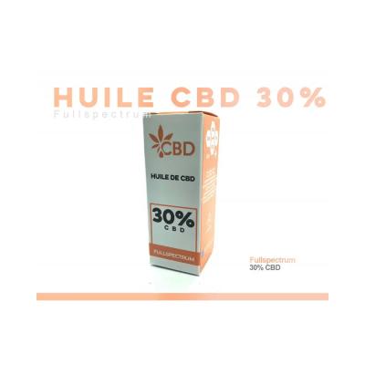 HUILE CBD 30%
