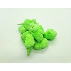 icerock de couleur vert